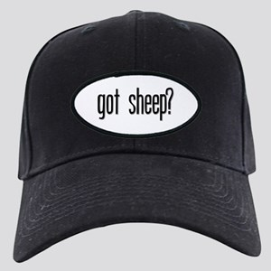Got Sheep? Black Cap